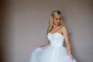 Bride photography at The Bridge Inn, Walshford, Wetherby near Leeds