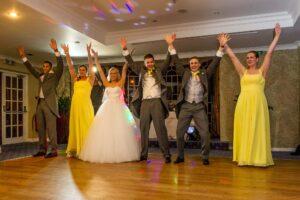 First Dance Routine at The Bridge Inn Walshford