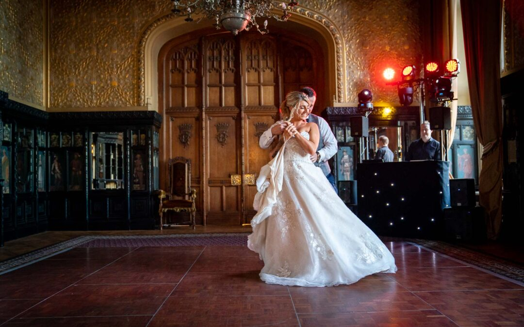 Carlton Towers Wedding Photography – Laura and Connor