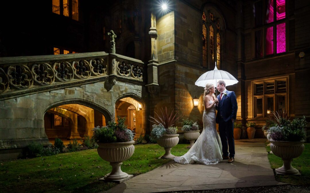 Carlton Towers Wedding Photography – Fiona and George