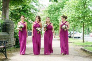 Bridesmaids in Harrogate
