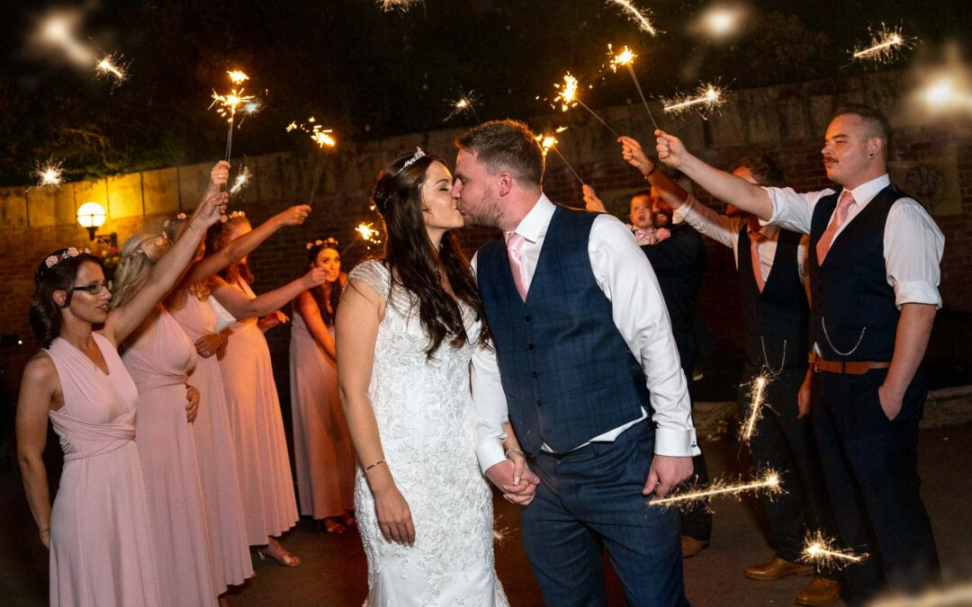 Leeds Wedding Photographer – Oulton Hall – Vicki and Dale