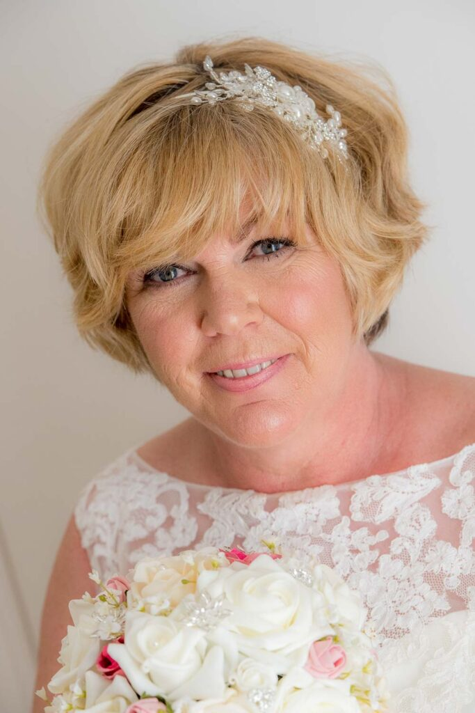 Bridal preps at The Bridge Inn Wetherby