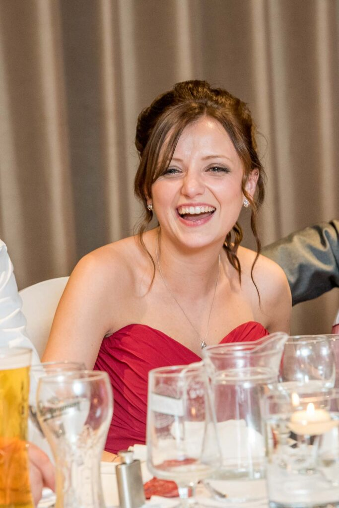 Speeches photography at The Bride Inn Wetherby