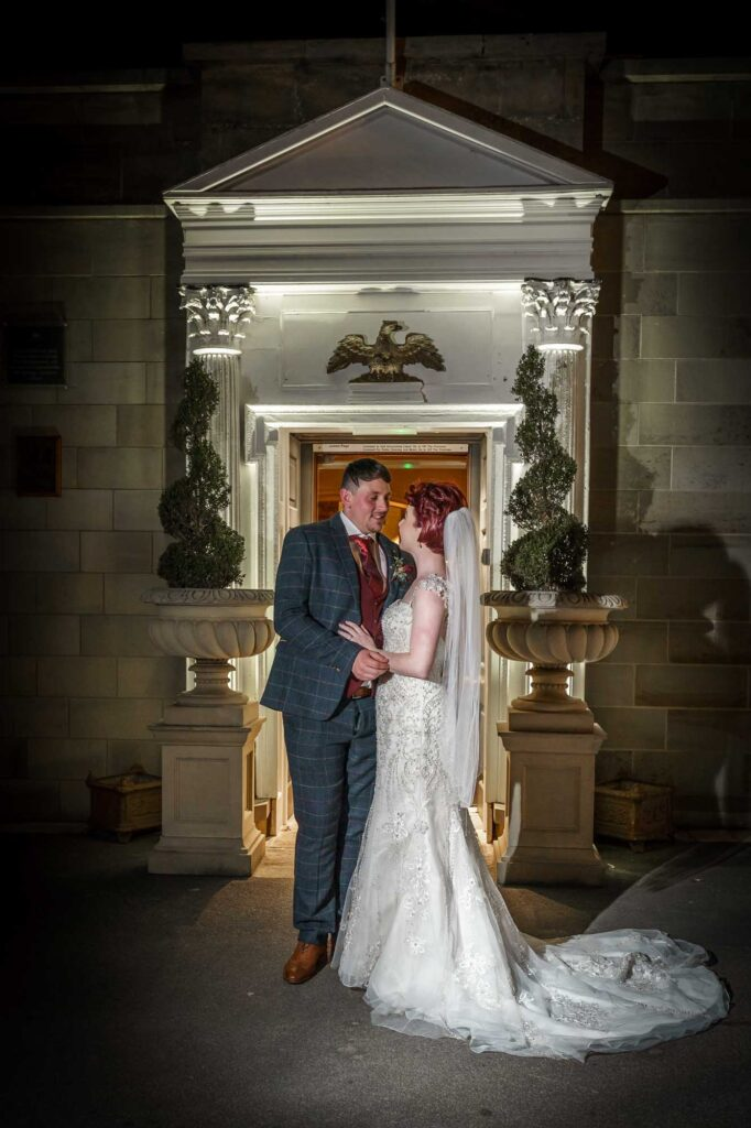 Twilight Photographs at Wentbridge House Hotel In Wakefield