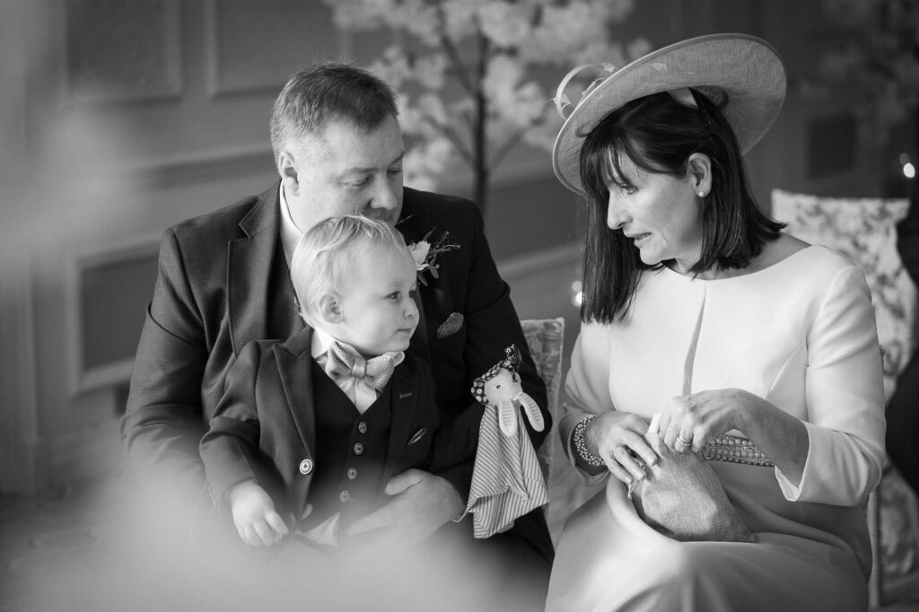 Ceremony at Wentbridge House Hotel in Pontefract