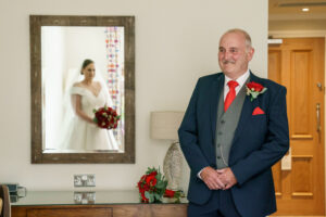 Bridal Preps at Wentbridge House Hotel